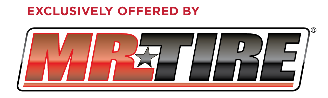 Exclusively Offered By Mr. Tire